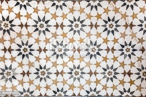 istock Marble decoration 506481412