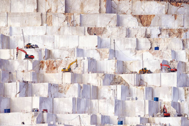 Marble Mining – Foto