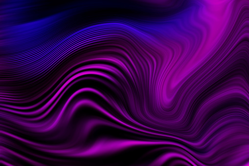istock Marble Purple Blue Black Neon Pattern Abstract Wavy Background Colorful Gradient Marbled Texture 1152192908