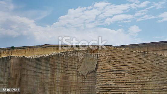 Marble Quarry Italy Stock Photo & More Pictures of At The Edge Of