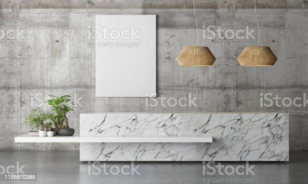 Marble reception office table with plants on concrete background wall picture id1155870385?b=1&k=6&m=1155870385&s=612x612&h=abmtwzdqlity6jvvc5gctnbvueogdsk7hbvtw hlsfi=