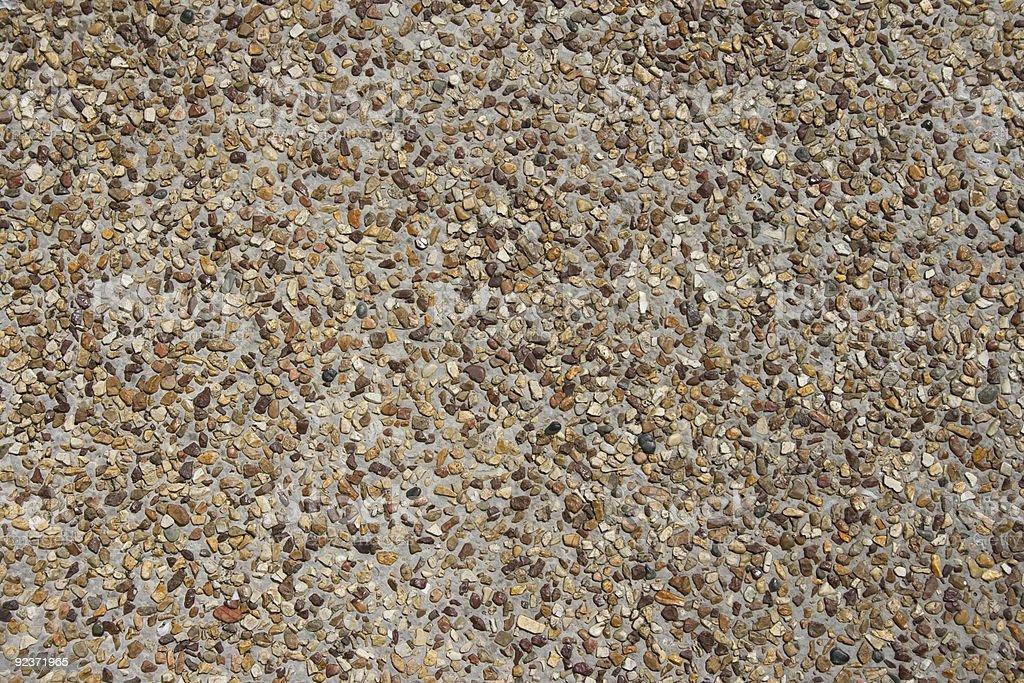 Marble stone floor royalty-free stock photo