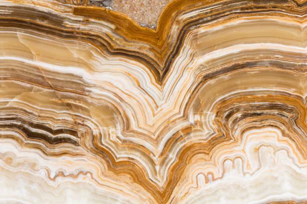 Texture Marbre. Pierre sur fond beige. Texture de la pierre à chaux - Photo