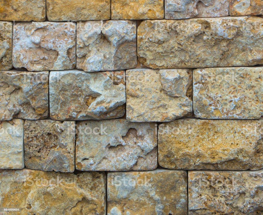 Carrelage Mural Pierre Naturelle photo libre de droit de brique décorative de texture de