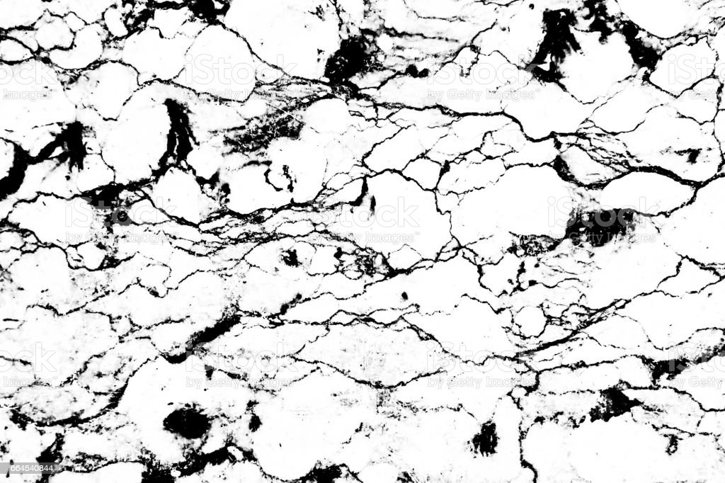 Marble texture invert color black and white color create from real marble stone for design or decorate your content. royalty-free stock photo