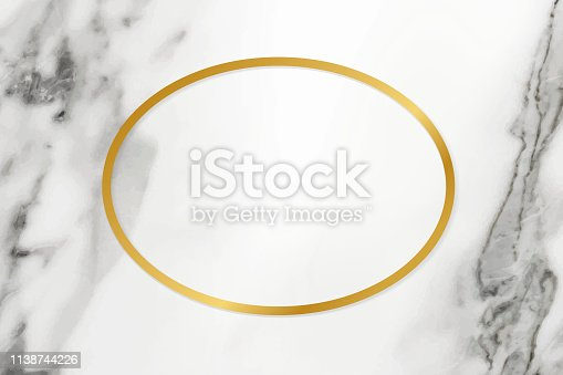 istock Marble textured backdrop frame 1138744226