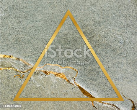 istock Marble textured backdrop frame 1145990363