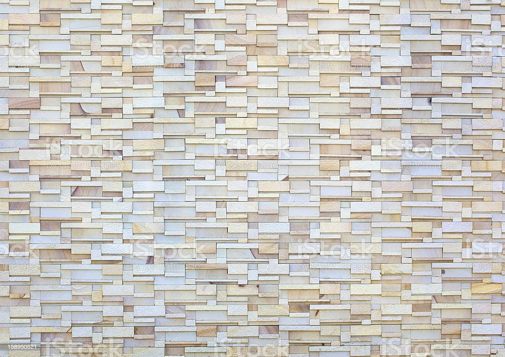 Marble wall royalty-free stock photo