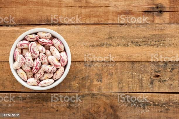 Foto de Feijão Em Mármore e mais fotos de stock de Alimentação Saudável