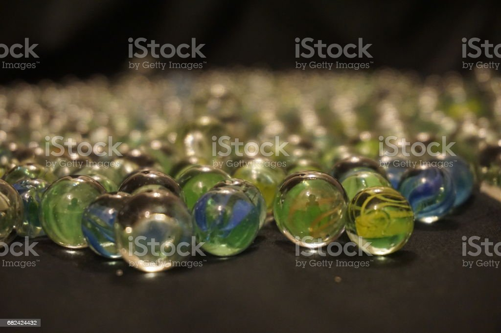 Marbles royalty-free stock photo