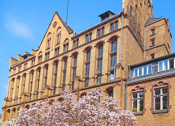marburg university gebäude - marburg uni stock-fotos und bilder