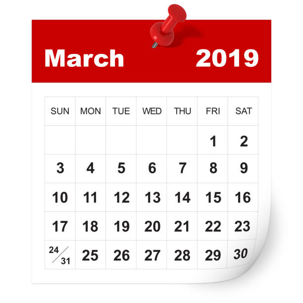 Kalender März 2019 – Foto