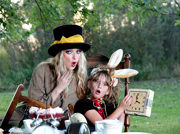 March hare and mad hatter with clocks picture id168617157?b=1&k=6&m=168617157&s=612x612&w=0&h=bfjwlcd 7i23rxj e88jqgucoj3hc9xxoj0augejup4=