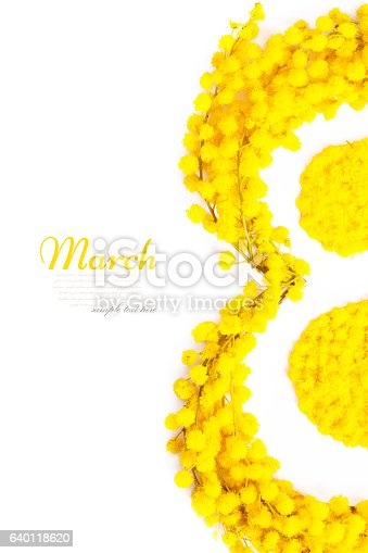 istock 8 March 640118620