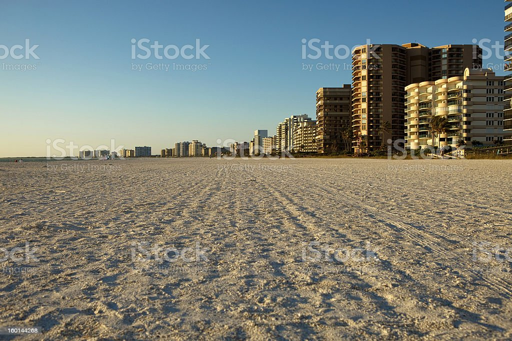Marco Island, Southern Florida stock photo