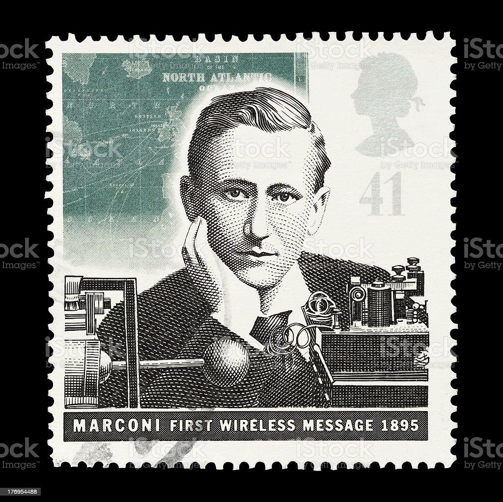 Marconi royalty-free stock photo