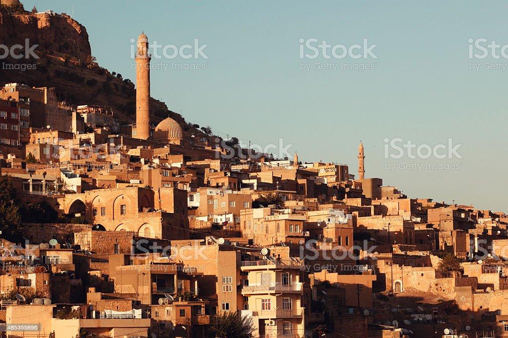 Mardin City stock photo