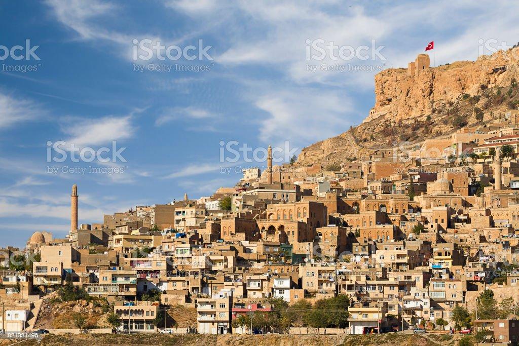 Mardin, Turkey. stock photo