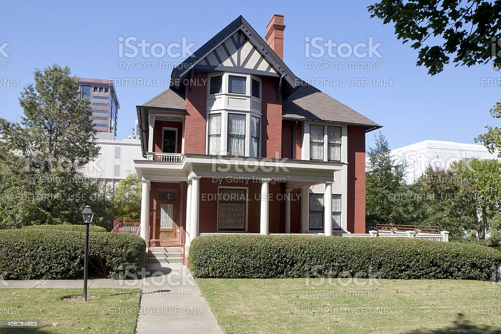 Margaret Mitchell House stock photo