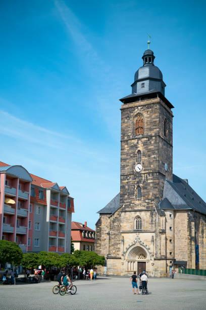 Margarethenkirche am Neumarkt in Gotha – Foto