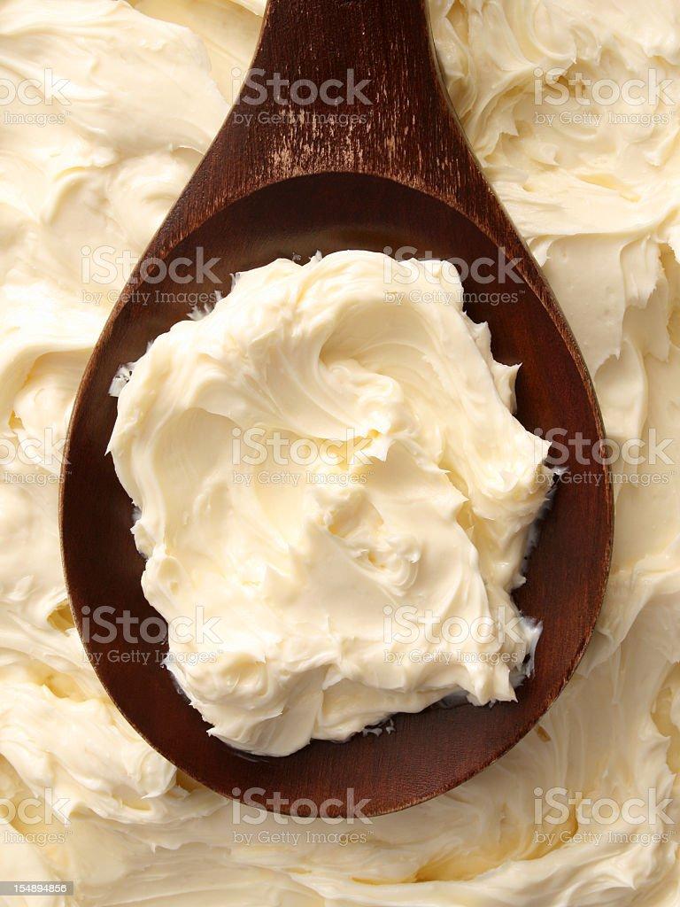Margarine royalty-free stock photo