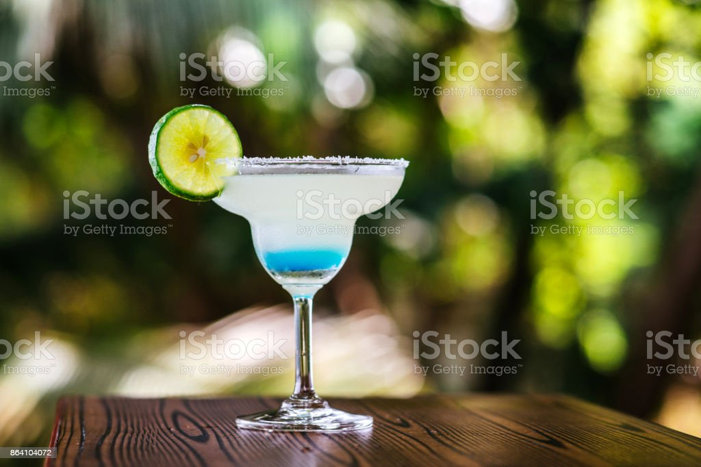Margarita Cocktail royalty-free stock photo