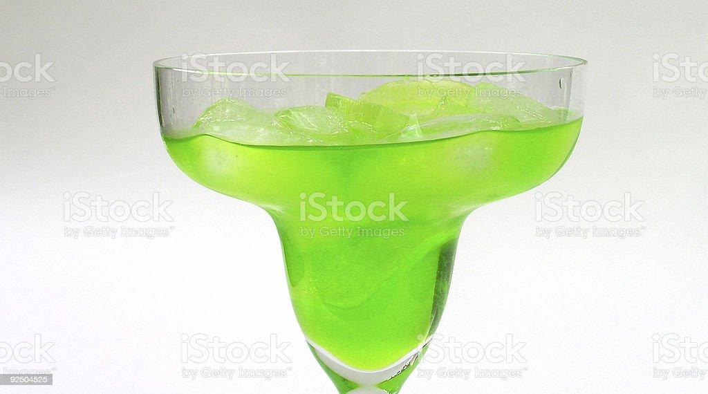 Margarita Glass royalty-free stock photo