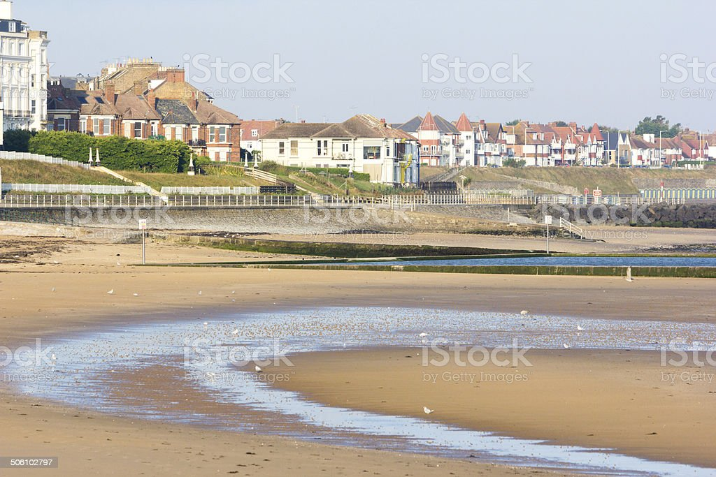 Margate in Kent, England stock photo