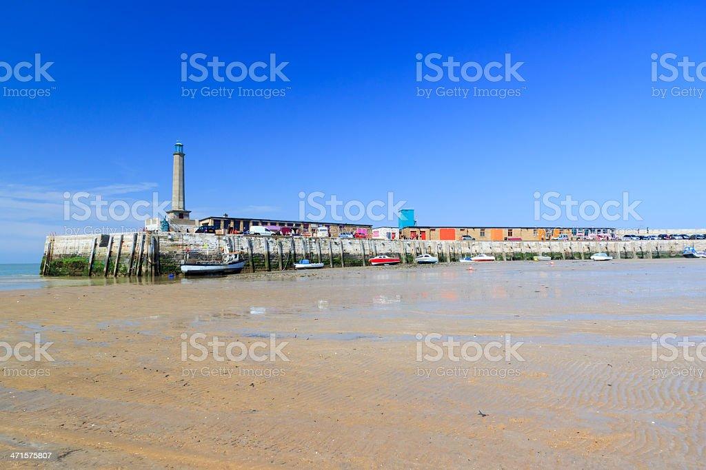Margate Kent England stock photo