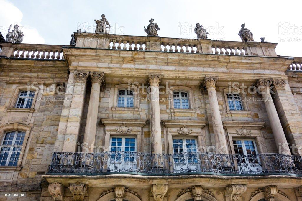 Markgräflichen Opernhaus in Bayreuth-Bayern-Deutschland – Foto