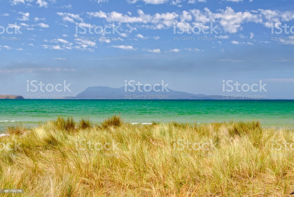 Maria Island - Tasmania stock photo