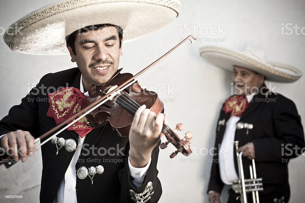 Mariachi Band stock photo