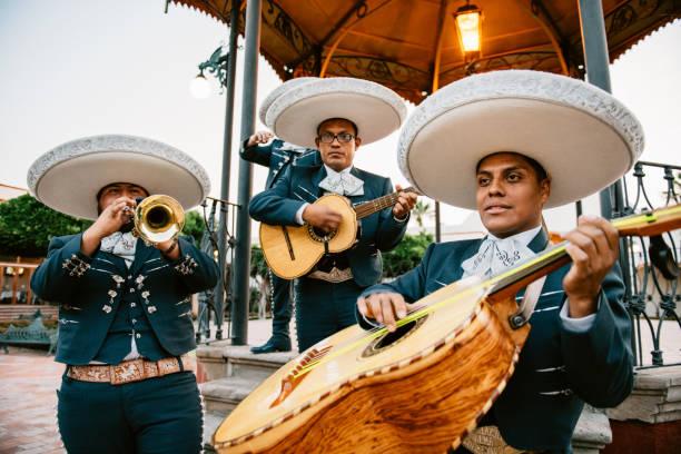 Mariachi Band Spielen – Foto