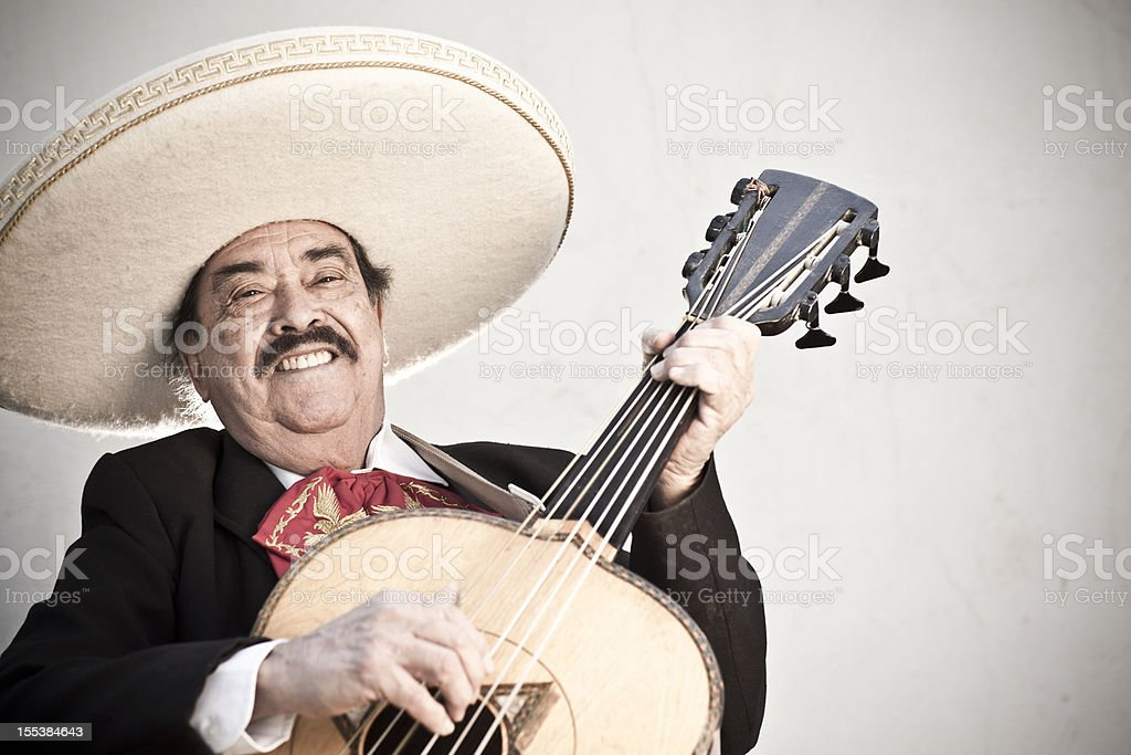 Mariachi royalty-free stock photo