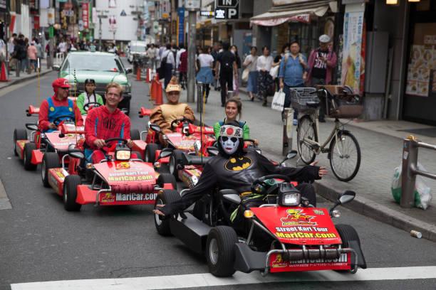 maricar in tokio, japan - tokyo cosplay stock-fotos und bilder