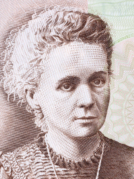 Marie Sklodowska Curie Porträt – Foto