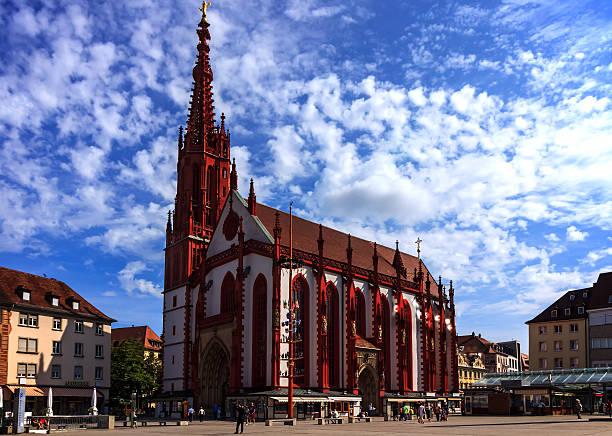 Marienkapelle (Mary's Chapel) in Wurzburg-Germany - Photo