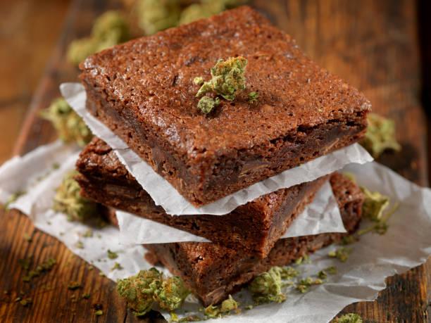 Marihuana Brownies – Foto