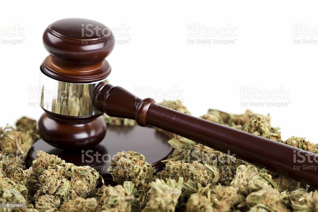 Marijuana Legalization royalty-free stock photo