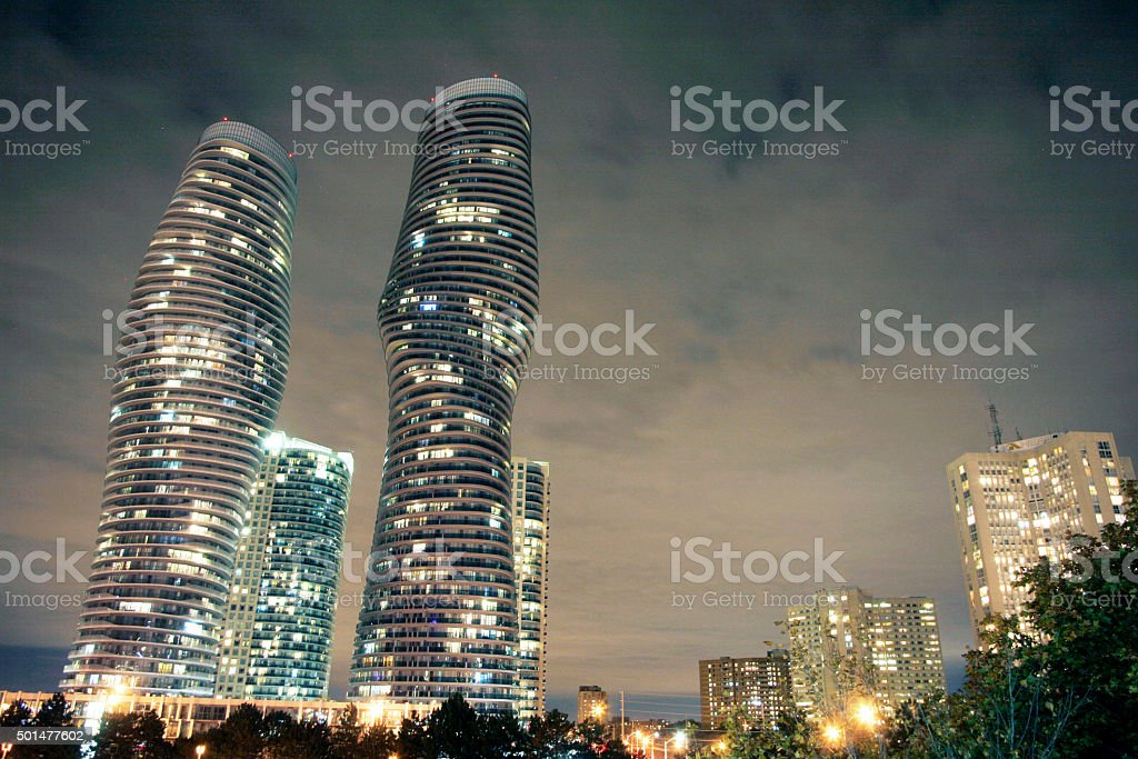 Marilyn Monroe Building stock photo