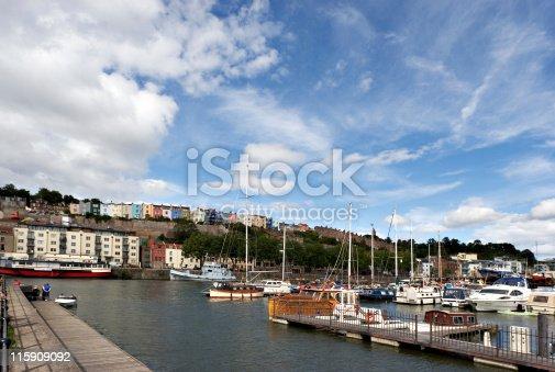 istock Marina at Hotwells, Bristol 115909092