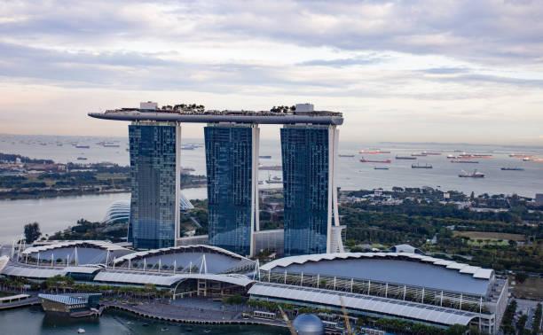 Marina Bay Sands Hotel Singapur – Foto
