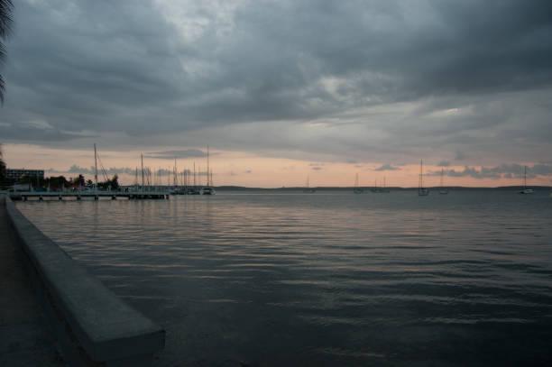 Marina Cienfuegos stock photo