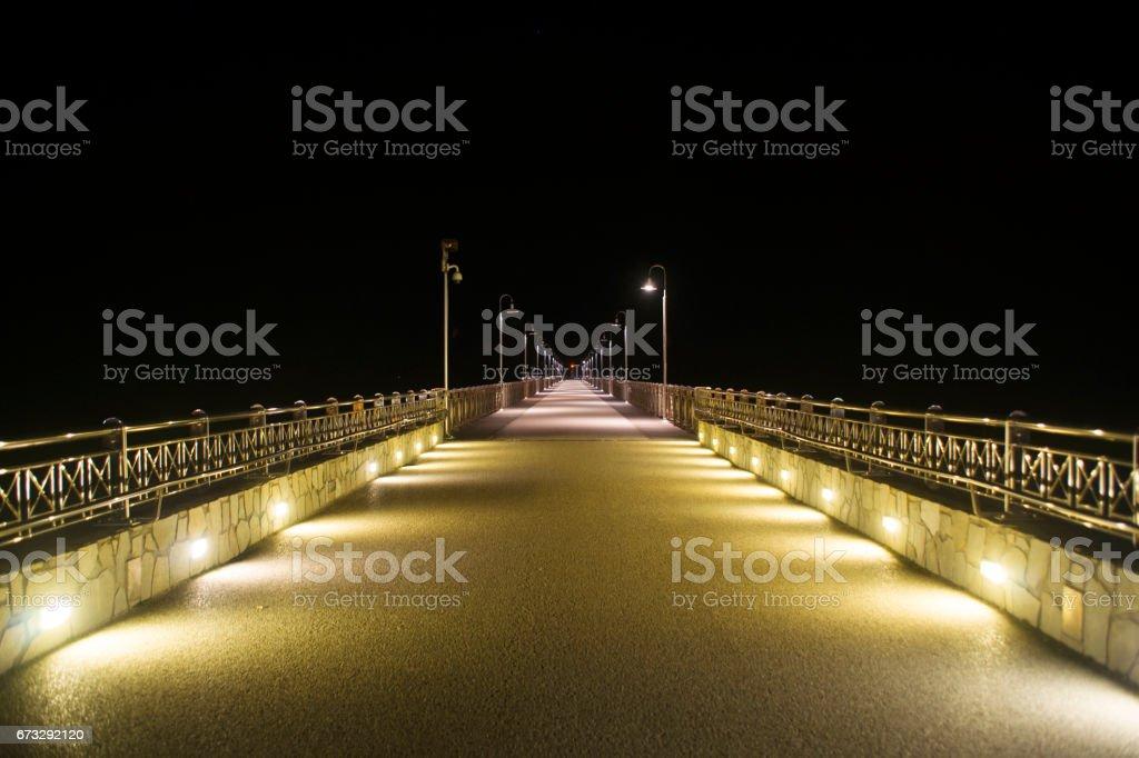 Marina di Pietrasanta dock royalty-free stock photo