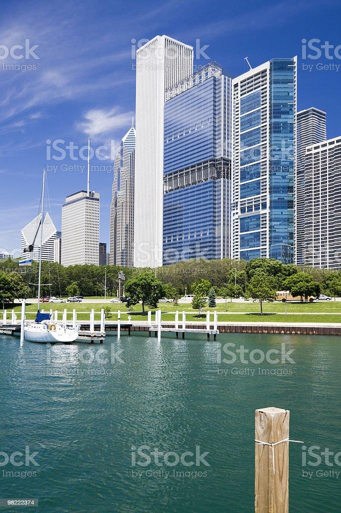 하이헤 시카고 royalty-free 스톡 사진