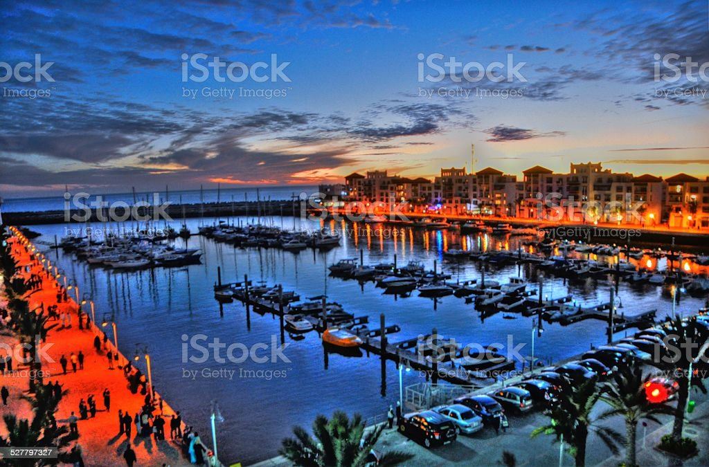 Marina d''Agadir - Photo
