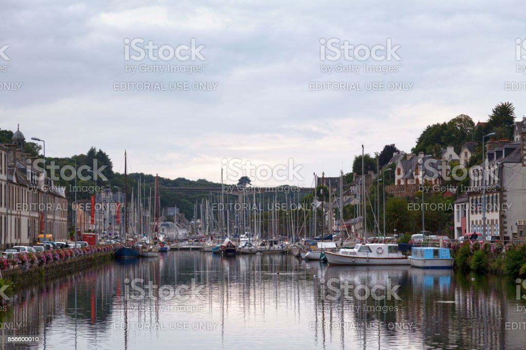 Port de plaisance de Morlaix - Photo