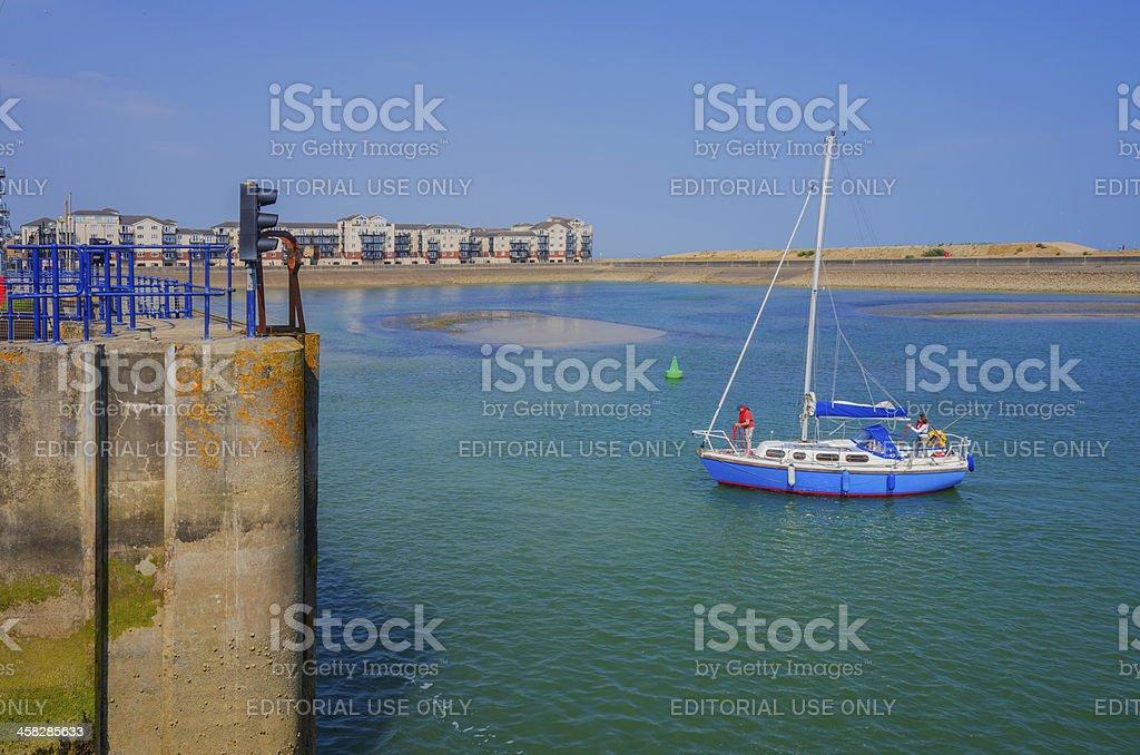 marina stock photo