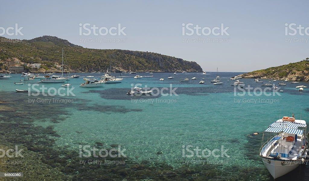 Marina. royalty-free stock photo