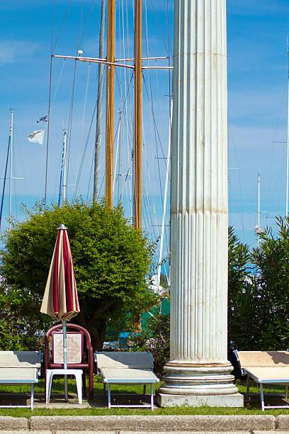 marina außenpool und den sports club - römisch 6 stock-fotos und bilder